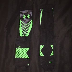 Under Armour Underwear & Socks - Under Armour Neon Camo Socks
